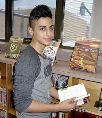 Winnipeg Free Press – The Lance: Nelson McIntyre student wins prestigious Loran Award