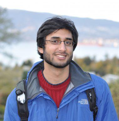 Aneil Jaswal, 2007 W. Garfield Weston Weston Loran Scholar and Rhodes Scholar