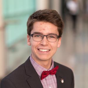 Jack McCrossin - Loran Scholar - University of Toronto