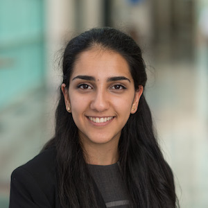 Sayeh Yousefi - 2016 Loran Scholar - University of Toronto (UofT)