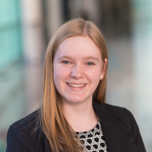 Taylor Lynn Curtis - BMO Capital Markets Loran Scholar - McGill University