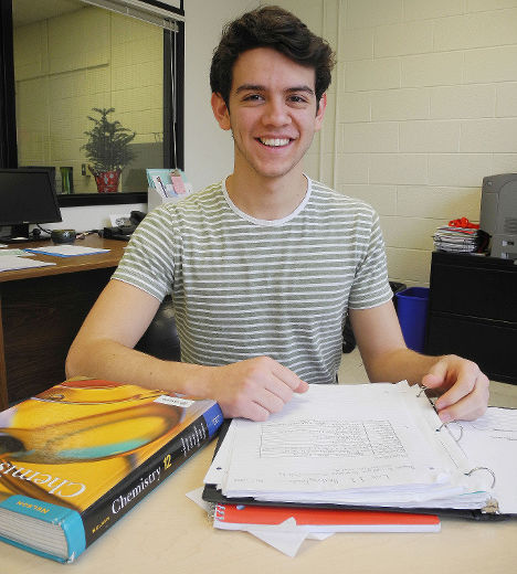 Northumberland Today: CCI student wins $100,000 scholarship