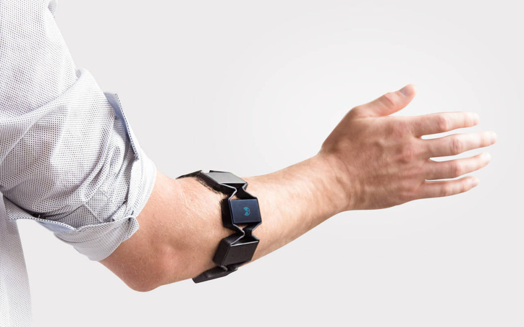 Wall Street Journal: Thalmic Labs Raises $120M To Interact With Machines