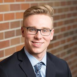 Cameron Carter - 2017 Loran Scholar