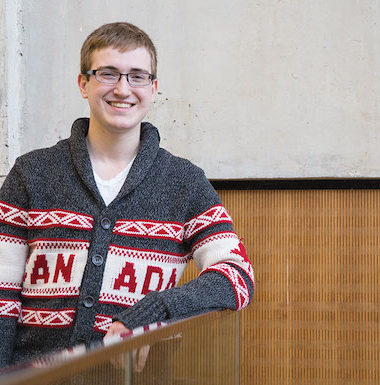 Devon Bourgeois - BMO Loran Scholar - University of Toronto - UTM The Medium