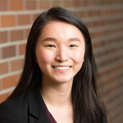 Hui Wen Zheng - 2017 Loran Scholar