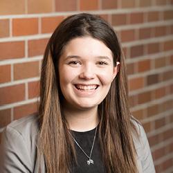 Adrianna Vanos - 2017 Loran Scholar