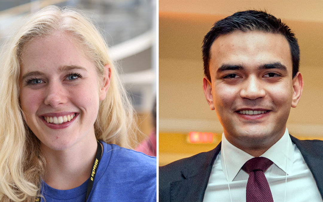 Loran's Two New Rhodes Scholars for 2018
