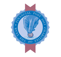 Financial Post Charities of the Year 2017