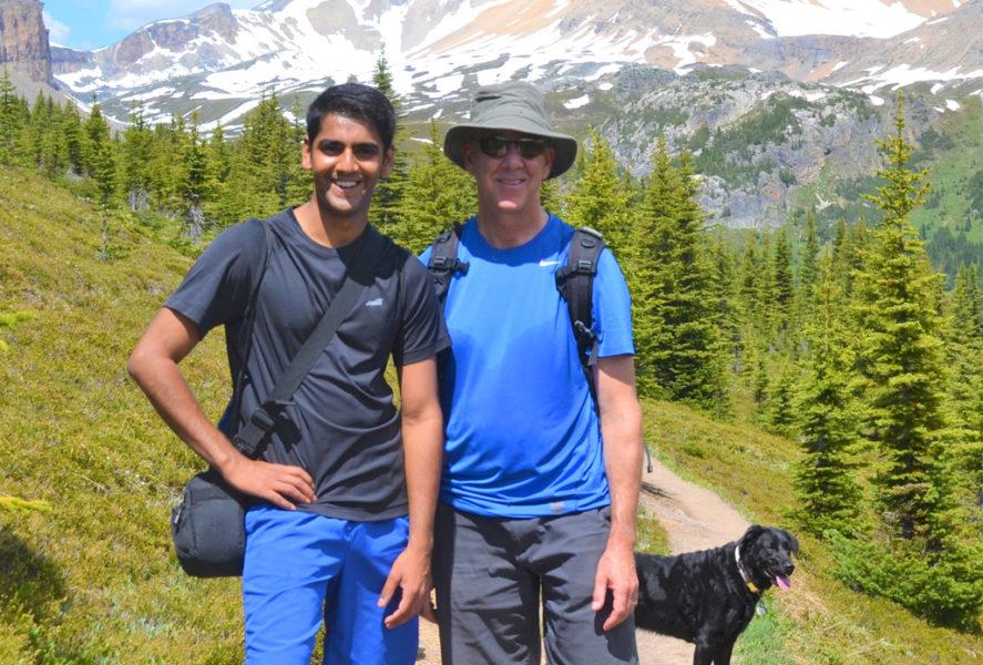Kabir Nadkarni & Chris Lumb
